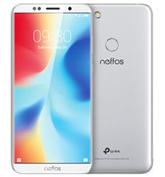 TP LINK NEFFOS C9A SILVER Smartphone