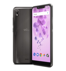 WIKO VIEW2 GO 32+3 ANTHRACITE Smartphone