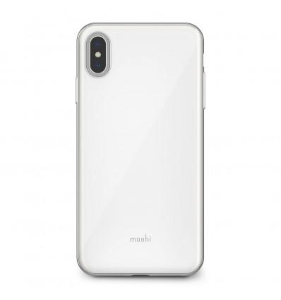 Moshi iglaze blanco iphone xs max funda