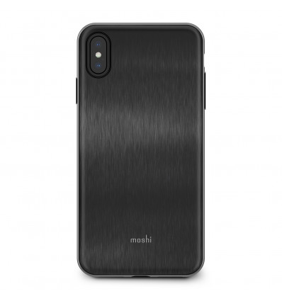 Moshi iglaze funda negra para iphone xs max