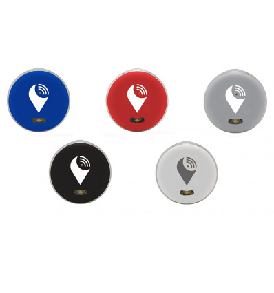 Trackr pixel colors pack 5 localizadores bluetooth