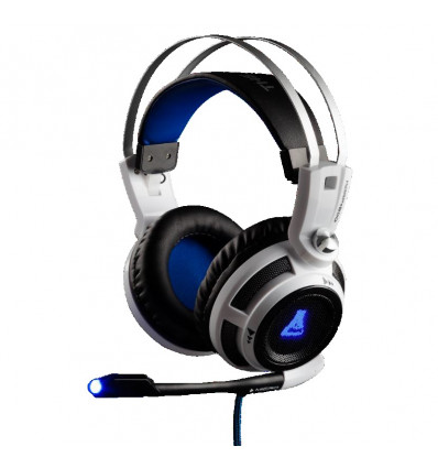Bluestork the g-lab korp200 cascos gaming con micrófono