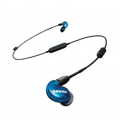 SHURE SE215 BLUE RMCE BT1 Auriculares