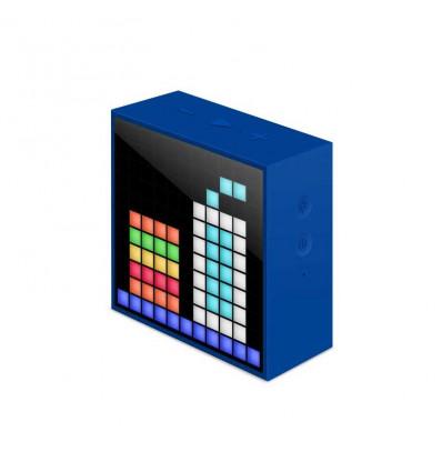 DIVOOM LED TIMEBOX MINI BLUE Altavoz
