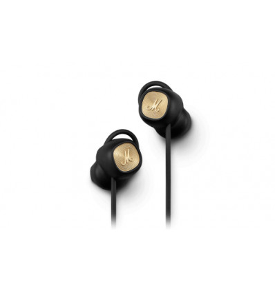 Marshall minor ii auriculares inalámbricos / bluetooth color negro