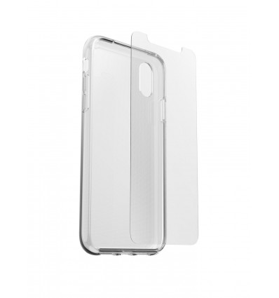 OTTERBOX CLEARLY PROTECT SKIN IPHONE XS MAX Funda