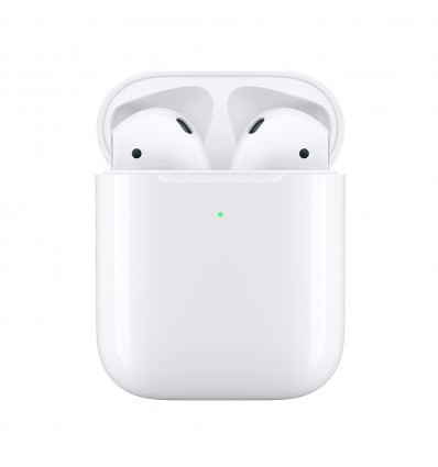 Apple airpods 2 qi auriculares