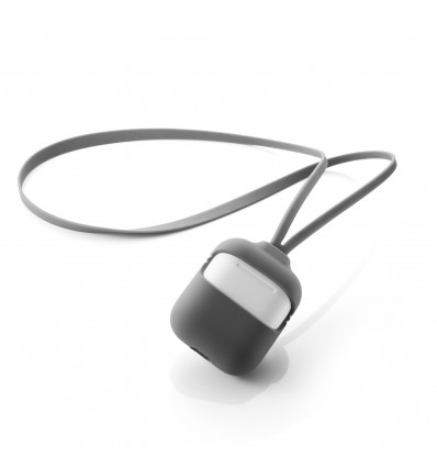 LEAD TREND CAPSULE FOR AIRPODS GREY