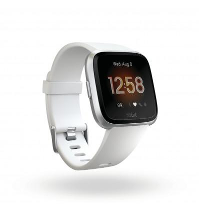 Fitbit versa lite white    smartwatch