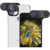 Olloclip xs fisheye + macro & super wide  lente