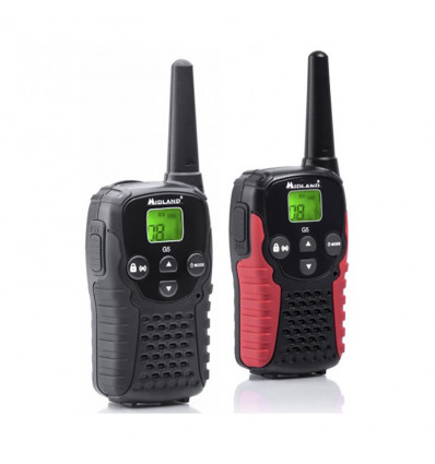Midland g5c pareja walkies