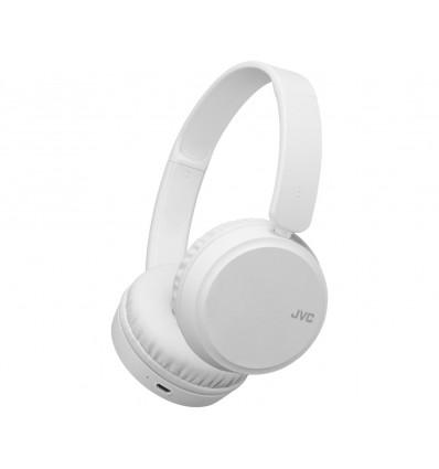 Jvc ha s35bt w u white auriculares