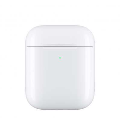 Apple qi charging case for airpods funda