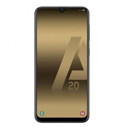 Samsung a20 a202 black smartphone