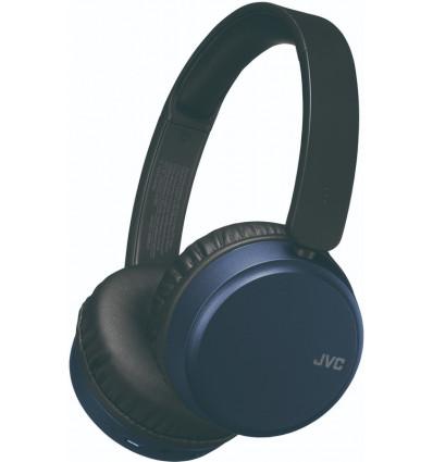 Jvc ha-s65bn blue auriculares