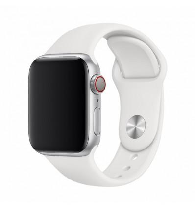 Devia correa para apple watch 38-40mm blanco