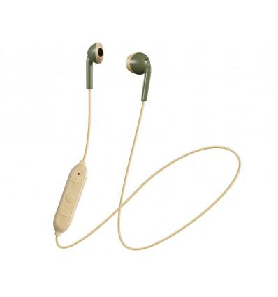 Jvc ha f19bt gce green auriculares