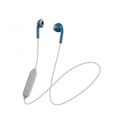 Jvc ha f19bt ahe blue auriculares