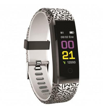Muvit health pop pulsera act blk wth smartband
