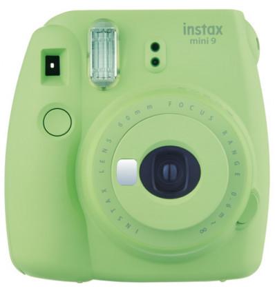 Fujifilm instax mini 9 green camara instantanea