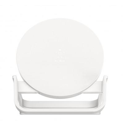 Belkin 10w boost up wireless stand white cargador