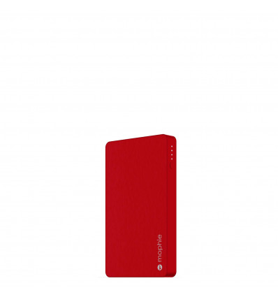 Mophie powerstation lightg 5k red bateria externa