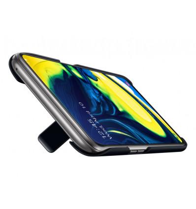 Samsung a80 (2019) standing cover   black funda