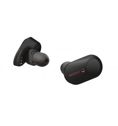 Sony wf 1000x m3 nc bt black auriculares