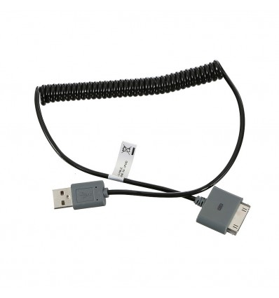 Muvit iph 30 pin blk cable datos