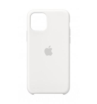 Apple iphone 11 pro sil white funda