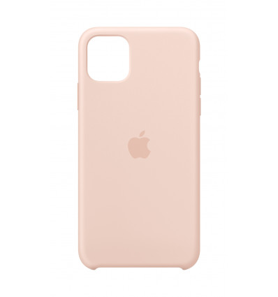Apple iphone 11 p max sil pink funda
