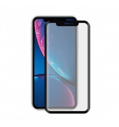Ksix iphone 11 pro cristal templado 9h borde negro