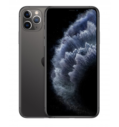 Apple iphone 11 pro max 64 space grey smartphone