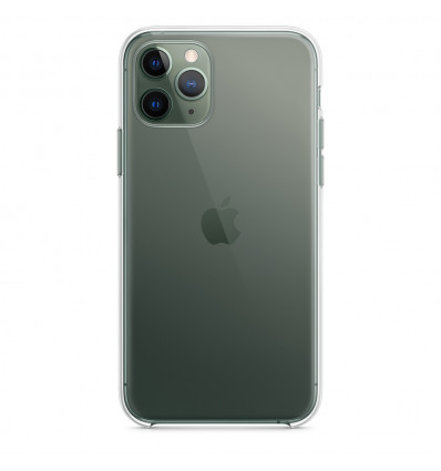 Apple funda para iphone 11 pro clear / transparente