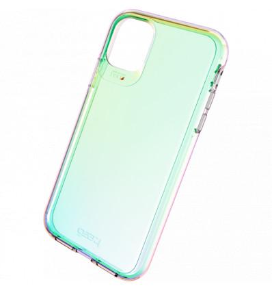 Gear4 d3o crystal palace funda para iphone 11 pro max (iridiscente)