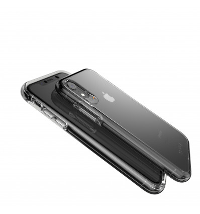 Gear4 crystal iphxr clear funda