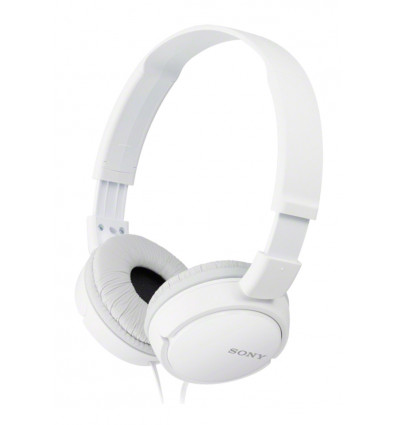 Sony mdr zx110w white auriculares