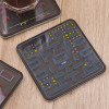Thumbs up puzzle coasters juego