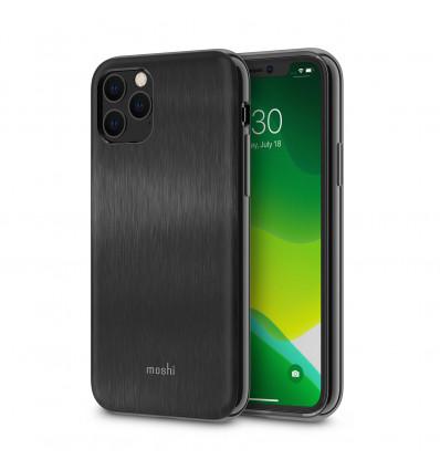 Moshi vitros funda transparente para iphone 11 pro max(bordes en negro)