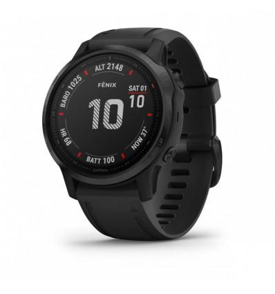 Garmin fenix 6s pro blk blk    smartwatch