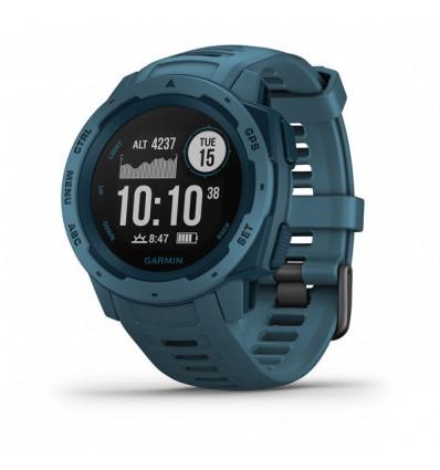 Garmin instinct blue    smartwatch