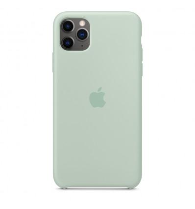 Apple iphone 11 pro max silicone  beryl funda