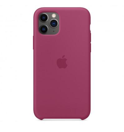 Apple iphone 11 pro silicone  pomegrade funda