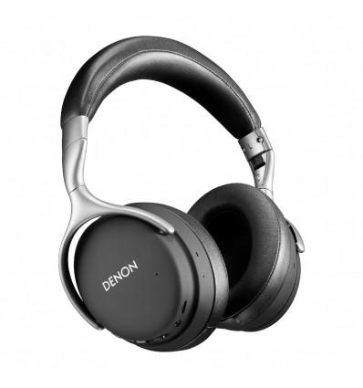 Denon ah gc30 blk auriculares noise cancelling