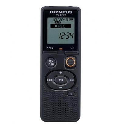 Olympus vn-541pc (negro) 4gb grabadora digital