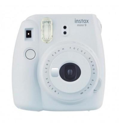 Fujifilm instax mini 9 white camara instantanea