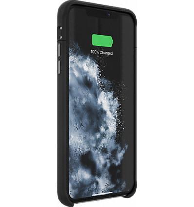 Mophie funda con batería juicepack para iphone 11 pro max (negro)