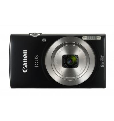 Canon ixus 185  cámara compacta digitál de color negro