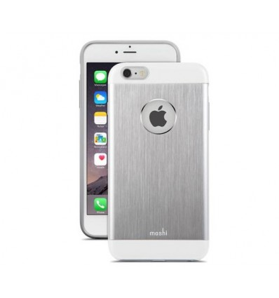 Moshi iphone6 plus iglaze armour white carcasa alu
