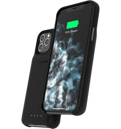 Mophie funda con batería juicepack para iphone 11 pro (negro)